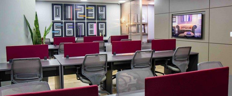 Legato Coworking apresenta soluções sob medida para empresas e profissionais